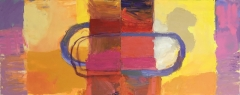 Continuity 30 x 60 Diptych Oil on Canvas